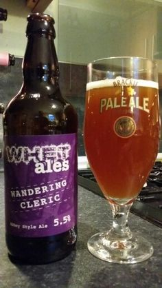 Whet Ales Wandering Cleric Abbey Style Ale By The Handmade Beer Company http://handmadebeer.co.uk