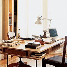 Lotta Jansdotter work/dining table