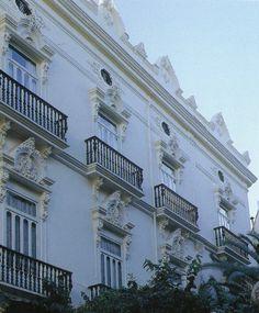 Palacio del Barón de Campolivar,  #Valencia #Spain