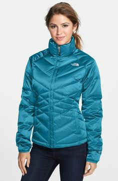 The North Face 'Aconcagua' Down Jacket available at #Nordstrom