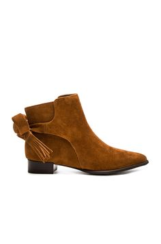 2ce9135cc Shop for Schutz Boralila Bootie in Wood at REVOLVE.