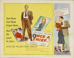Once a Thief - title card