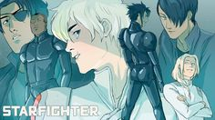 Starfighter Visual Novel by HamletMachine — Kickstarter