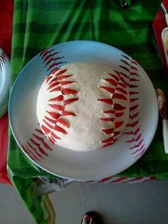 Baseball Cheeseball! Baseball Wedding Shower, Holiday Games, Cheese Ball Recipes, Birthdays, Baby Shower, Appetizers, Kids, Food, Anniversaries