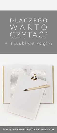 http://www.mysmallbigcreation.com/tematyczna-niedziela-3-ksiazki/  #newpostisup #blogging #readingbooks #books #creativity