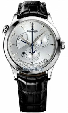Jaeger LeCoultre Master Geographic 39mm 142.84.21 RRP: AUD $12,700