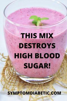 How To Reduce High Blood Sugar - Symptom Diabetic Vegetarian Meal Prep, Vegetarian Recipes Easy, Diabetic Recipes, High Blood Sugar Symptoms, Normal Blood Sugar Level, Prevent Diabetes, Diabetes Remedies, Diabetes Treatment, Non Alcoholic Drinks