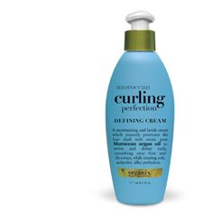 Crack for curly, fine/thin hair. All the other products weigh my hair down, this gives it LIFE. Thank you Moroccon Oil