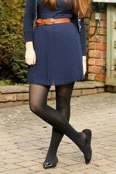 80 Denier Black Grey Patterned Opaque Tights Charnos Houndstooth Tights