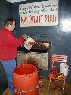 How to distill Slivovitz - Slivovice