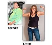 Ladies... take your shape back.  Read the stories, let the challenge get you your results.