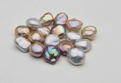 Baby Metallic Souffle Pearls