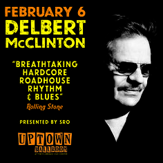 Delbert McClinton will be performing LIVE at the all-new Uptown Ballroom at the Florence Civic Center on Feb. 6, 2015 in Florence, SC
