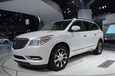 2017 Buick EnclaveRedesign - http://carsirah.com/2017-buick-enclave-redesign/