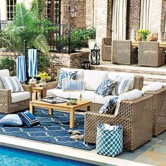 Provincetown Sofa Outdoor Decor Es Living Lounge Seating