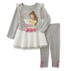 tunic and leggings by Disney Baby