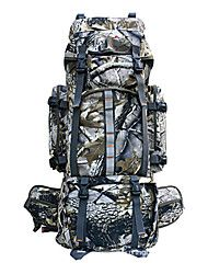 Waterproof/Rain-Proof/Dust Proof/Wearable Hiking & Backpacking Pack Camping & Hiking/Climbing/Traveling 80 L Camouflage Polyester.  Get unbeatable discounts up to 70% Off at Light in the Box using Coupon and Promo Codes.