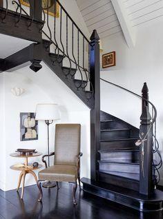 AD100 Designer Jean-Louis Deniot Reveals His Historic Los Angeles Abode   Architectural Digest Jean Louis Deniot, Architectural Digest, Design Entrée, Modern Design, Creative Design, Design Ideas, Interior Stairs, Best Interior, Foyers