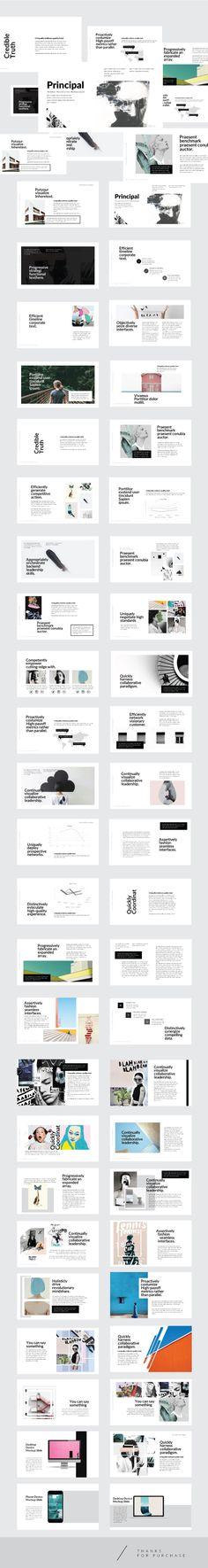 Port - Creative Template Powerpoint