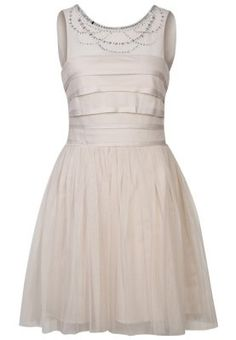 Sukienka koktajlowa - różowy