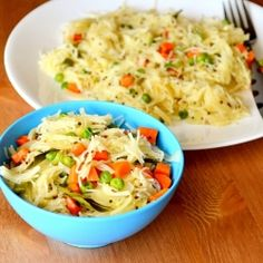 Vermicelli cooked with vegetables and south Indian spices - A South Indian Breakfast