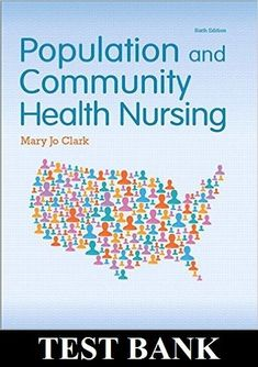 Pin by 9plr on best college pdf textbooks pinterest population and community health nursing 6th edition clark test bank fandeluxe Choice Image