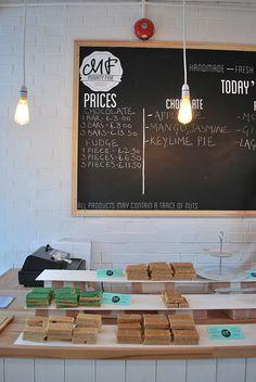 Mighty Fine Chocolate  Fudge Kitchen | Camden Lock Market, London | Flickr - Photo Sharing!