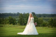 DeMuth Bridal Photo By Visions by Heather Allure 8901