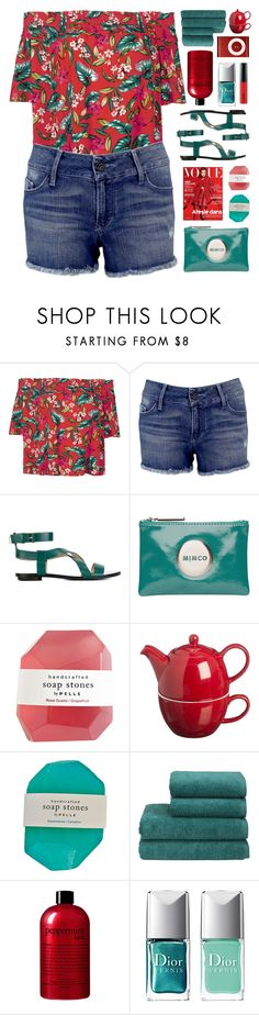 """""""ade's 3k set challenge // set 2"""" by emmas-fashion-diary ❤ liked on Polyvore featuring Black Orchid, Stella Luna, Mimco, Price & Kensington, Christy, philosophy, Christian Dior, MAC Cosmetics and ades3ksetchallenge"""