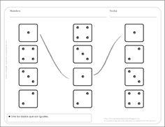 Fichas para preescolar: ¡Activa su pensamiento! 3 de 4