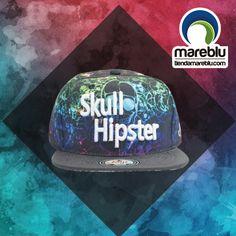 Un diseño refrescante, llamativo y a la moda, eso es lo que vas a lucir con esta fabulosa gorra.  #MarebñuStore