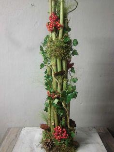 Workshop bloemschikken najaar/herfst 2014