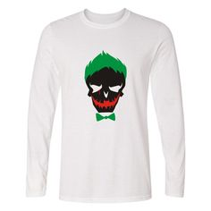 Like and Share if you want this  Joker Long Sleeve T Shirt     Tag a friend who would love this!     FREE Shipping Worldwide     Buy one here---> http://www.worldofharley.com/funny-joker-suicide-squad-long-sleeve-t-shirt-men-harley-quinn-t-shirts-and-men-tshirt-colorful-print-in-brand-tee-shirts-friday/