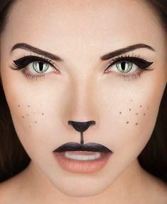 Mais algumas sugestões de make up para o carnaval.                                                                                ...