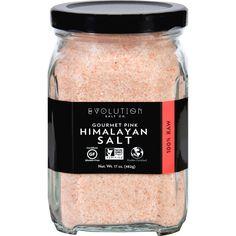 Evolution Salt Gourmet Salt - Fine - 17 Oz