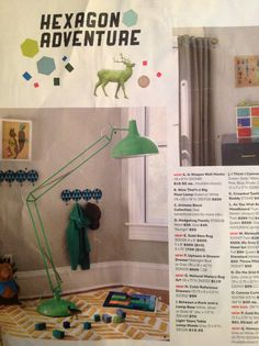 From latest Land of Nod catalog. The little peanuts, they like'a the patchwork.