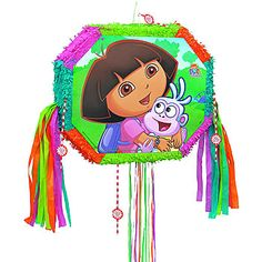 the best Dora party ideas right here! keep reading all the way down - menu ideas, party favor ideas, activity ideas - it's all right here :)