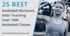 Discover the 25 best kettlebell workouts that I have used when teaching over 1000 kettlebell classes. Learn a variety of different kettlebell workouts that last less than 20 minutes and target over 600 muscles in your body. 10 Minute Ab Workout, Abs Workout Video, Ab Workout Men, Gym Video, Abs Workout Routines, Kettlebell Class, Kettlebell Benefits, Kettlebell Training, Workout Kettlebell