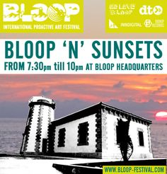 BLOOP `n` Sunsets BLOOP headquarters will be changing its face from museum to open air lounge on multiple occasions with the presence of other organisations like... We Love...Ibiza, the party that explores the new facets of electronica, Biokip Records, the small big giant record label that experiments the limits of music, Data Transmission, the online multi-platform that unites people through the power of music, and INN DIGITAL, the online music distributor dedicated to electronic…