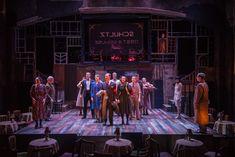 Cabaret. Bruiser Theatre Company. Scenic design by Stuart Marshall. 2014
