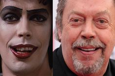 """The Cast Of """"Rocky Horror Picture Show"""" Then And Now"""