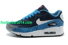 Nike Air Max 90 Prm Tape Zebra Dark Blue Hyper White 616317 006  #New #Air #Max #Nikes