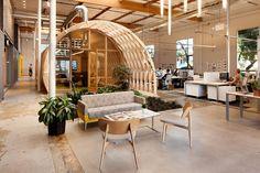 Aménagement d'une agence d'architectes (4)