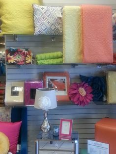 Quilts, And Pillows, And Lamps....oh My! (Stein