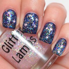 Glitter Lambs *************BACK BY POPULAR DEMAND!!!!!!!************* We have had SO many people contact us about this polish to make it available again....