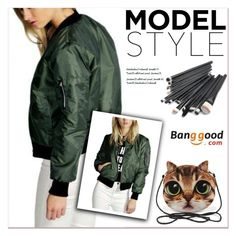 """Banggood.com"" by janee-oss ❤ liked on Polyvore featuring women's clothing, women, female, woman, misses and juniors"