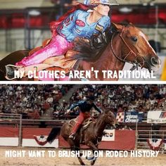 fallon and charmayne rocking colored jeans on two awesome horses! hate it when people say she shouldnt wear colored jeans Barrel Racing Quotes, Barrel Racing Tips, Barrel Racing Horses, Barrel Horse, Horse Riding Quotes, Horse Quotes, Animal Quotes, Rodeo Quotes, Horse Training Tips