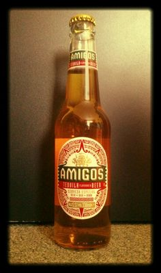 Amigos tequila beer!