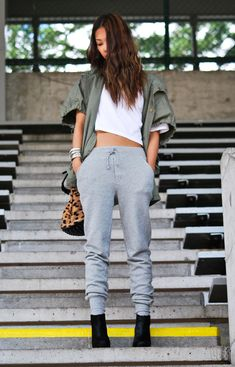 #sweatpants #style #fashion                                                                                                                                                                                 More