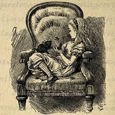 Image result for alice in wonderland chair